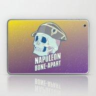 Skullture: Napoleon Bone… Laptop & iPad Skin