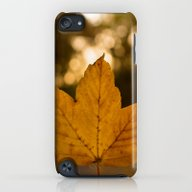 One Leaf - Autumn iPod touch Slim Case