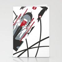 e-tron Stationery Cards