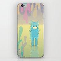 One More World iPhone & iPod Skin