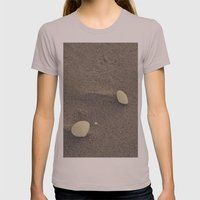 Toshell Beach Womens Fitted Tee Cinder SMALL