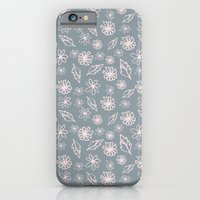iPhone & iPod Case featuring bloom by Aneela Rashid