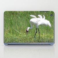 Whooping Crane iPad Case