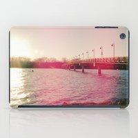 White Rock Lake! iPad Case