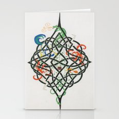 Celtic Life Knot Stationery Cards