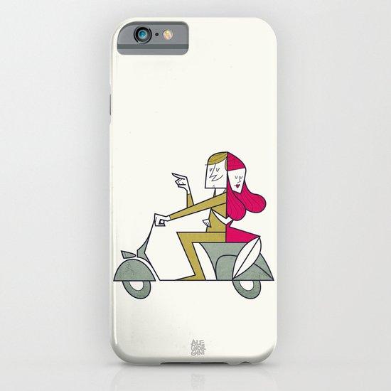 Lovers hug iPhone & iPod Case