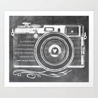 For the Love of Photography Art Print