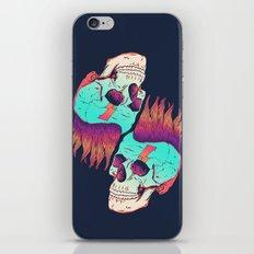 Skull Redux iPhone & iPod Skin