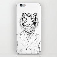Fine Feline  iPhone & iPod Skin