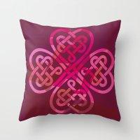 LOVEROCK 3 Throw Pillow