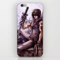 ADI KARTIKA iPhone & iPod Skin