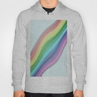Rainbow Design  Hoody