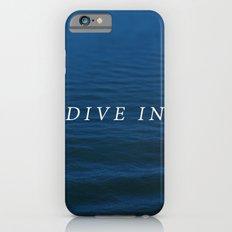 DIVE IN iPhone 6s Slim Case