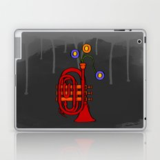 Happy to see my pocket trumpet Laptop & iPad Skin