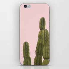 BLUSHING CACTUS iPhone & iPod Skin
