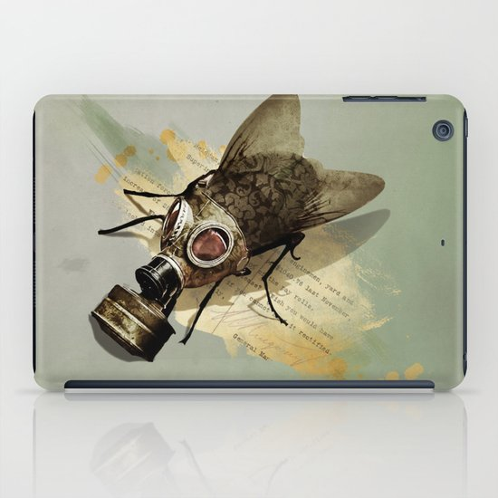 Pretty Dirty Little Thing iPad Case