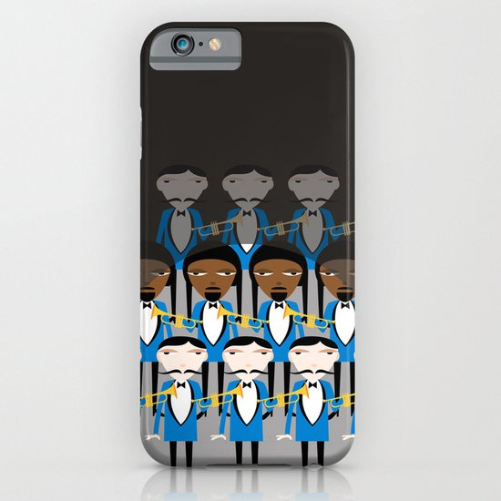 And all that jazz iPhone & iPod Case