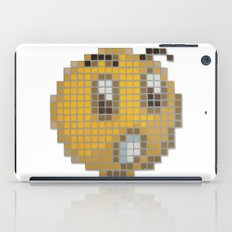Emoticon Ohh iPad Case