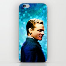 James Cagney, blue screen iPhone & iPod Skin