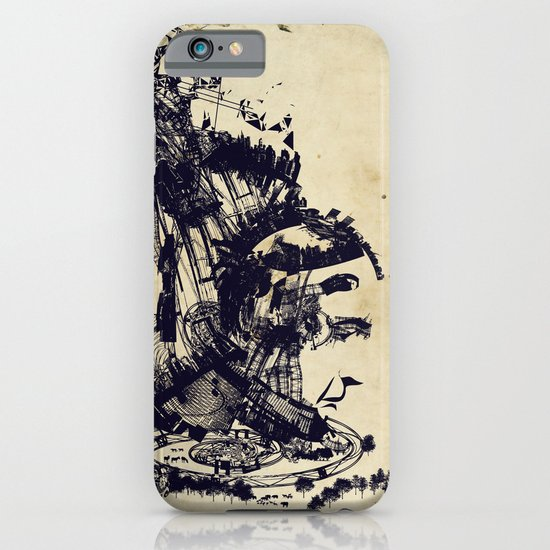the architect's dream iPhone & iPod Case
