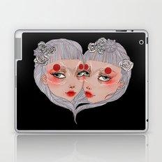 Le coeur Laptop & iPad Skin
