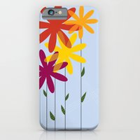 flowers 1-01 iPhone 6 Slim Case