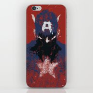 iPhone & iPod Skin featuring The Captain by Purple Cactus