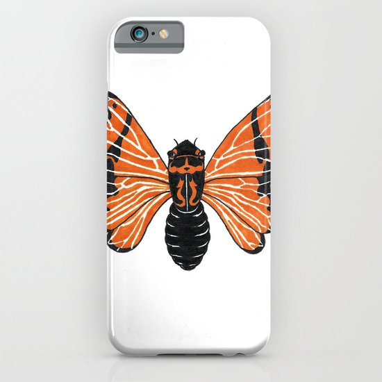 Moth iPhone & iPod Case