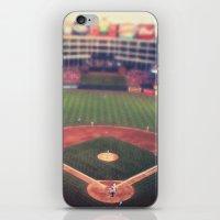 At The Ballpark   iPhone & iPod Skin
