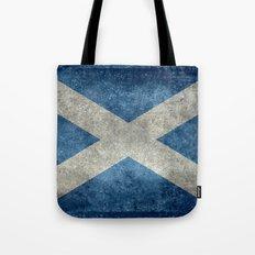 National Flag Of Scotlan… Tote Bag