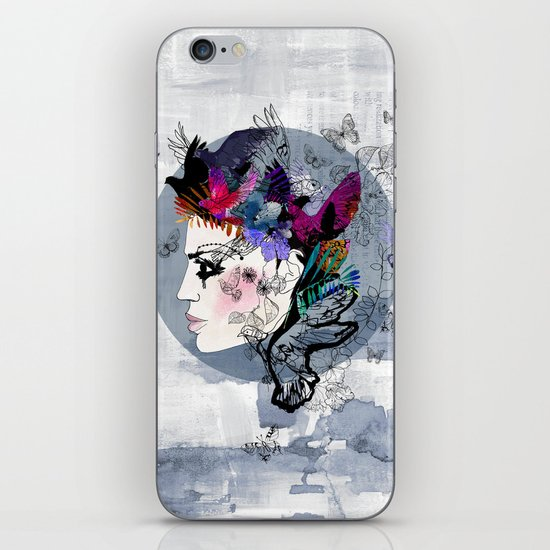 Estrella iPhone & iPod Skin