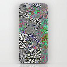 tiles iPhone & iPod Skin