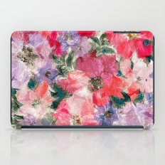 Slendid Flowers 2 iPad Case