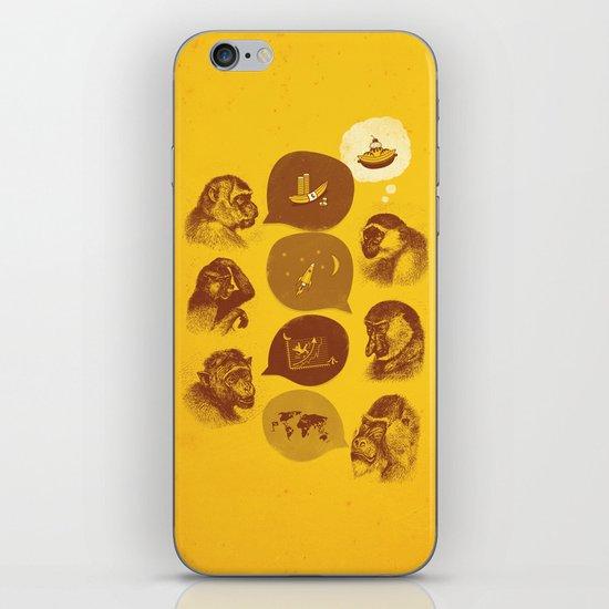 Bananaz iPhone & iPod Skin