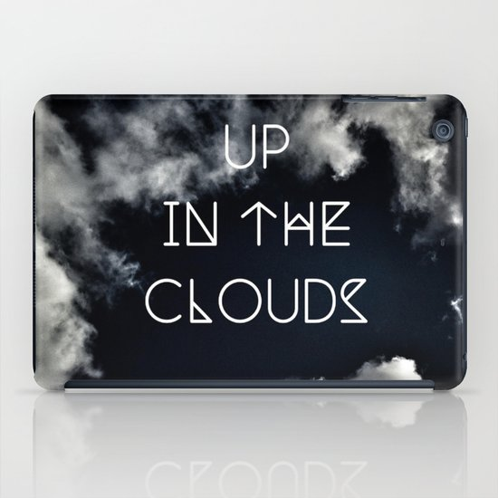 Up in the air iPad Case