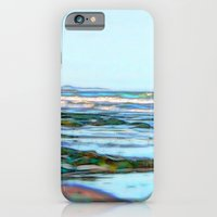 Beautiful Abstract Ocean… iPhone 6 Slim Case