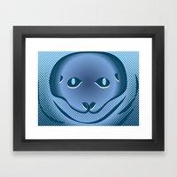 Lich-N-Seal Framed Art Print