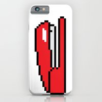 iPhone & iPod Case featuring Pixel Space by Eric A. Palmer