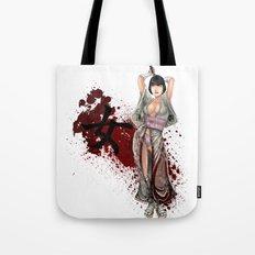 Kunoichi 1 of 4 Tote Bag