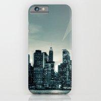 Manhattan Night iPhone 6 Slim Case
