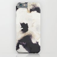iPhone Cases featuring Ink and coffee by Grace