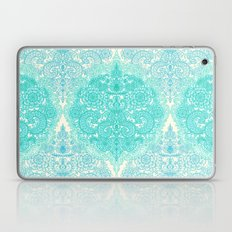 Happy Place Doodle In Mi… Laptop & iPad Skin
