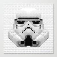 Star Wars - Stormtrooper Canvas Print