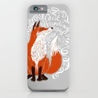 The Fox Says iPhone 6 Slim Case