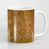 Aboriginal background Mug