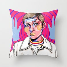 Tavi Throw Pillow