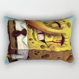 Rectangular Pillow - very happy ( Fan-art) - Maethawee Chiraphong