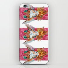 The Ultimate Pollinator, Triptych iPhone & iPod Skin