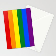 Flag of LGBT Stationery Cards