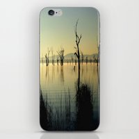 The Keepers Of The Lake iPhone & iPod Skin